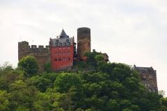 Oberwesel, Schönburg