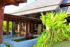 Laos, Oudomxay, NamKat YolaPa Resort