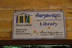 Laos, Oudomxay, Schule