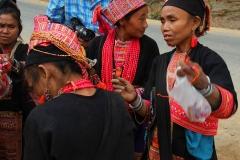 Laos, Oudomxay, Volksgruppe Ikor