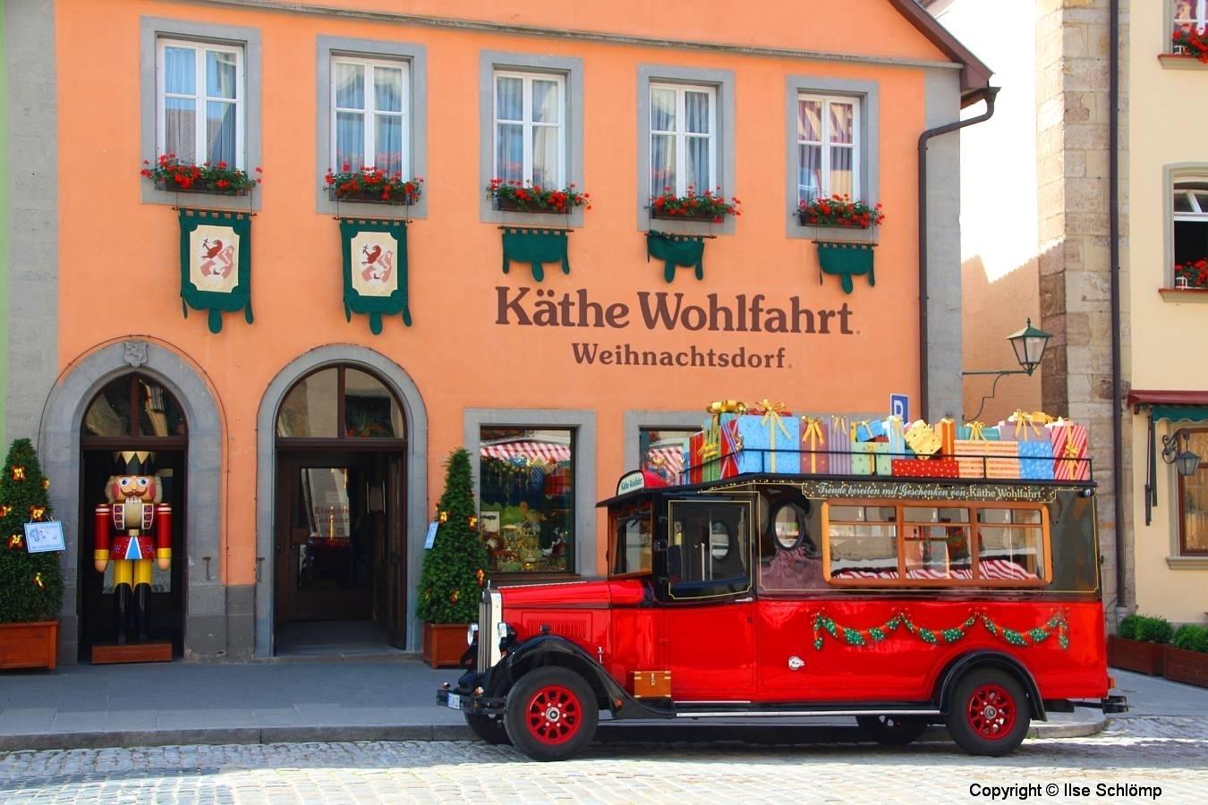 Käthe Wohlfahrt Rothenburg