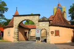 Rothenburg ob der Tauber, Rödertor