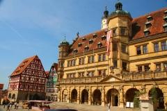 Rothenburg ob der Tauber, Rathaus
