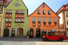 Rothenburg ob der Tauber, Weihnachtsmuseum Käthe Wohlfahrt
