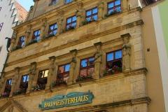 Rothenburg ob der Tauber, Baumeisterhaus