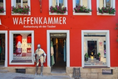 Rothenburg ob der Tauber, Waffenkammer