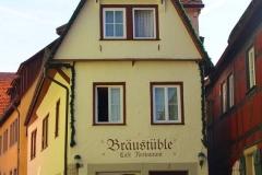 Rothenburg ob der Tauber, Bräustüble