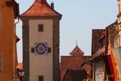 Rothenburg ob der Tauber, Siebersturm
