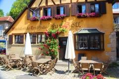 Rothenburg ob der Tauber, Mittelalterliche Trinkstube Zur Höll