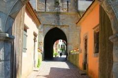 Rothenburg ob der Tauber, Burgtor