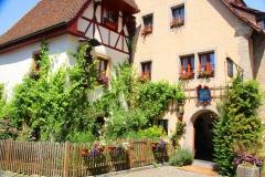 Rothenburg ob der Tauber, Burghotel