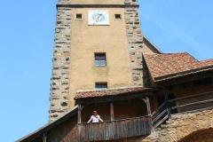 Rothenburg ob der Tauber, Klingentor