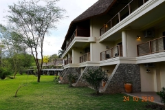 Simbabwe, Victoria Falls, Ilala-Lodge
