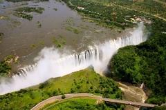 Simbabwe, Victoria Falls