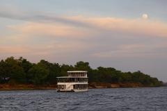 Simbabwe, Zambezi River