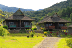 Sumatra, Sipirok, Torshibohi Hotel