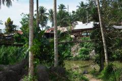 Sumatra, Hängebrücke Umgebung Bukittinggi