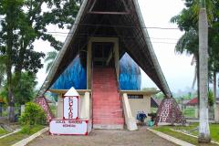 Sumatra, Äquator bei Bonjol