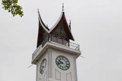 Sumatra, Bukittinggi, Uhrturm