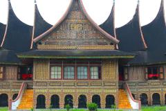 Sumatra, Istano Basa Pagaruyung
