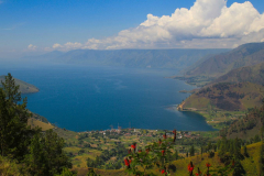 Sumatra, Toba-See