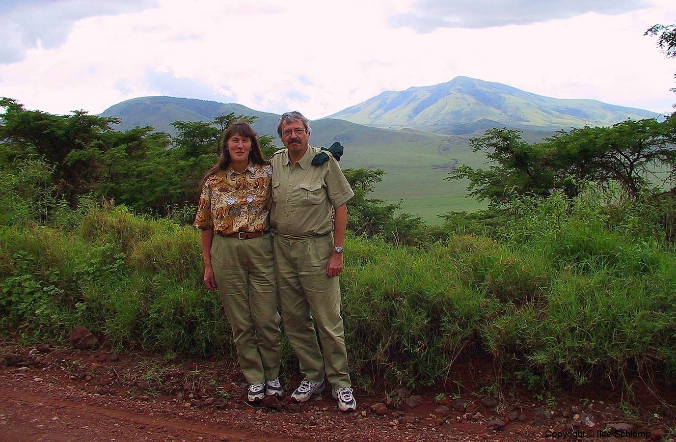 Tansania, Serengeti, Im Savannenhochland