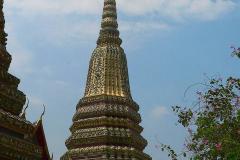 Thailand, Bangkok, Wat Pho, Chedi