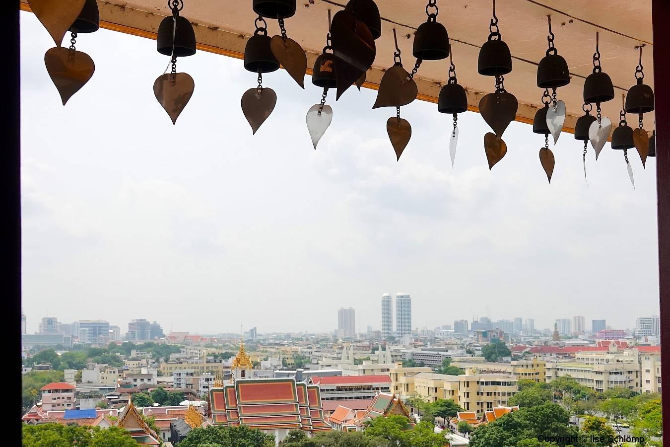Thailand, Bangkok, Golden Mount