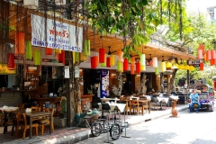 Thailand, Bangkok, Khaosan Road