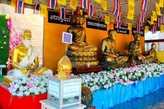 Thailand, Hua Hin, Wat Khao Takiap
