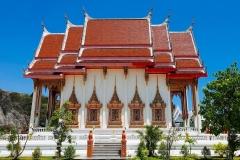 Thailand, Hua Hin, Wat Khao Lan Thom