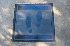 USA, Georgia, Atlanta, International Civil Rights Walk of Fame