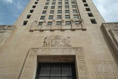 USA, Louisiana, Baton Rouge, Louisiana State Capitol