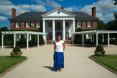 USA South Carolina, Boone Hall Antebellum Plantage