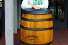 USA, Tennessee, Lynchburg, Jack Daniel's Distillery