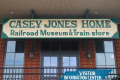 USA, Tennessee, Jackson, Casey Jones Dorf