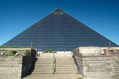 USA, Tennessee, Memphis, Memphis Pyramid
