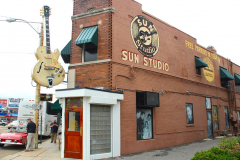 USA, Tennessee, Memphis, Sun Studio
