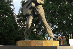 USA, Tennessee, Memphis, Elvis Presley Statue