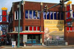 USA, Tennessee, Memphis, B.B. King's Blues Club