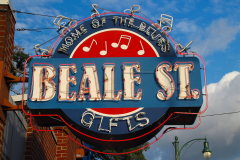 USA, Tennessee, Memphis, Beale Street