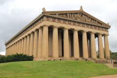 USA, Tennessee, Nashville, Parthenon