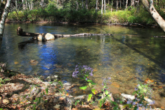 USA, North Carolina, Great Smoky Mountains Nationalpark, Cherokee, Mountain Farm Museum