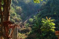 Laos, Vang Vieng, Tham Chang