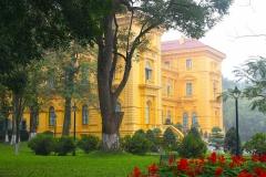 Vietnam, Hanoi, Ehemaliger französicher Gouverneurspalast