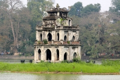 Vietnam, Hanoi, Schildkrötenturm