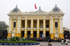 Vietnam, Hanoi, Opernhaus