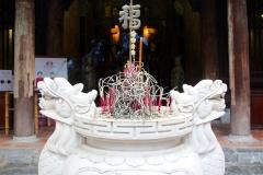 Vietnam, Hanoi, Chinesischer Tempel