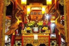 Vietnam, Hanoi,  Ly Trieu Quoc Su Pagode