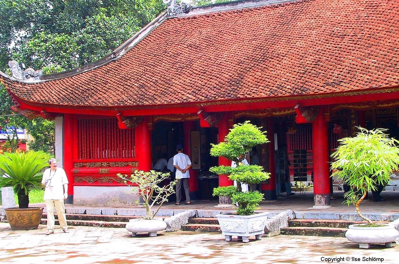 Hanoi, Literaturtempel